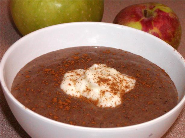 Apple Barley Pudding. Photo by Rita~