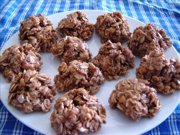 Healthy No Bake Cookies. Photo by Chris from Kansas