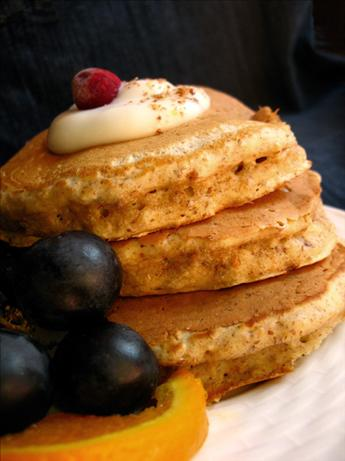 Flax&#39;n Wheat Flapjacks. Photo by LUv 2 BaKE