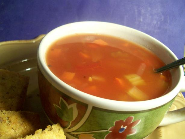 Vegetable Soup (Canning). Photo by Sharon123