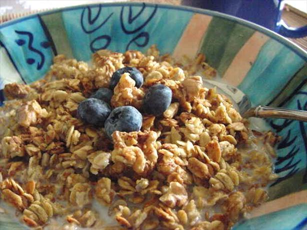 1-2-3 Granola. Photo by Marg (CaymanDesigns)