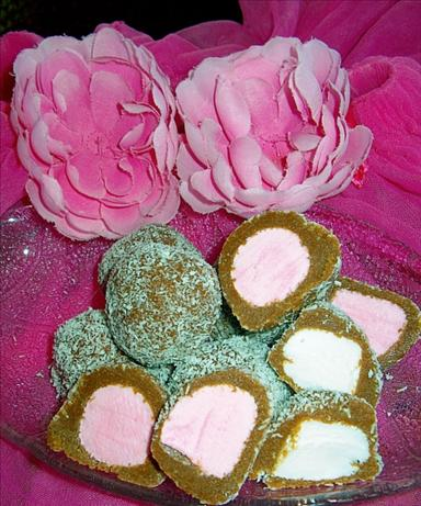 Marshmallow Treats by June. Photo by Jewelies