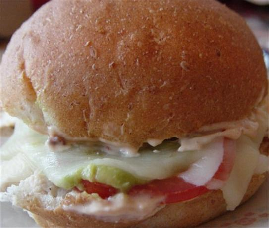 Mexican Torta (Sandwich). Photo by Brenda.