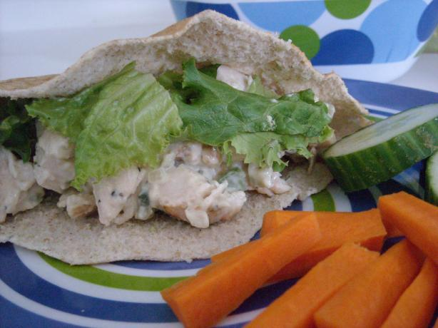 Low Carb Chicken Salad. Photo by mums the word