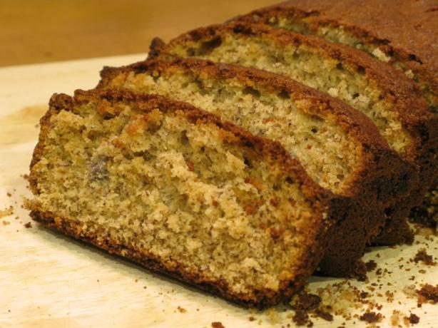 Banana Bread. Photo by Pasty Cornish