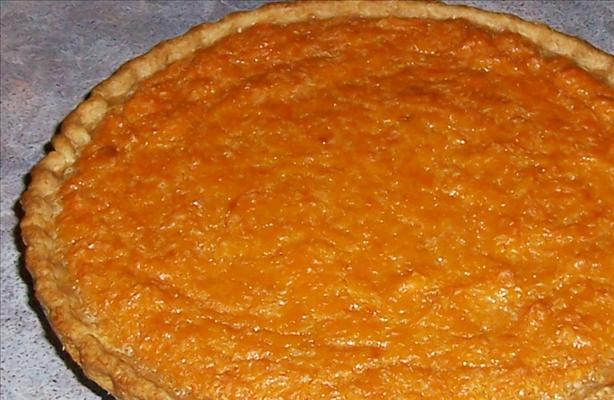 "Sweet Potatoe Pie Recipe From The "" Soul Food "" Movie Packet"