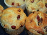 Cranberry Orange Muffins. Recipe by Northern_Reflectionz
