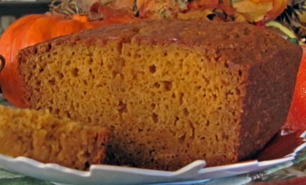 Pumpkin Loaf. Photo by Shirl (J) 831
