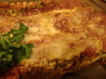 Spinach Lasagna. Recipe by vivmom