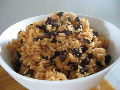 Lone Star Spanish Rice. Photo by JudyCC