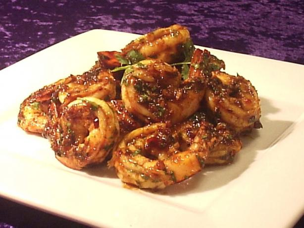 Spicy King Prawns. Photo by Fairy Nuff