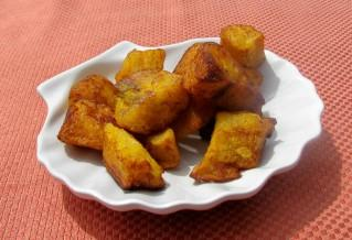 Kelewele (Spicy Fried Plantains). Photo by lazyme