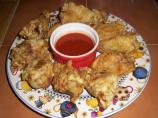 Batter Fried Chicken Wings
