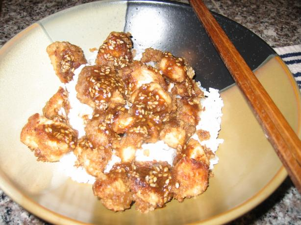 Sesame Chicken. Photo by Chef #642189