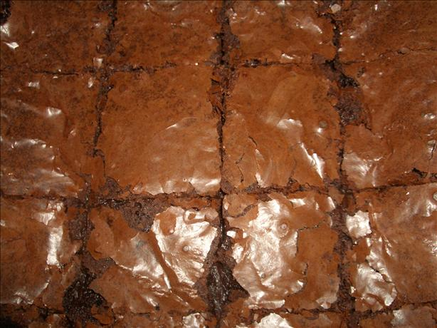 Decadent Toffee Brownies. Photo by chia