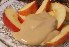 Caramel Apple Dip. Photo by Lavender Lynn