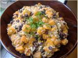 Sweet Potatoes and Black Beans