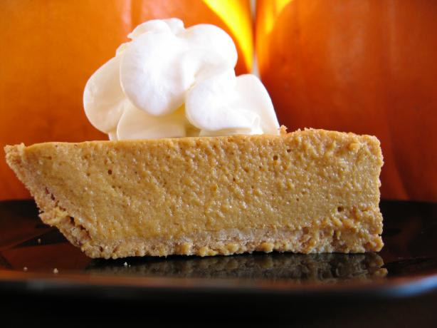 Pumpkin Chiffon Pie. Photo by Babs7