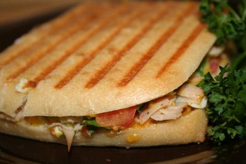 Cobb Salad Panini. Photo by ~Nimz~