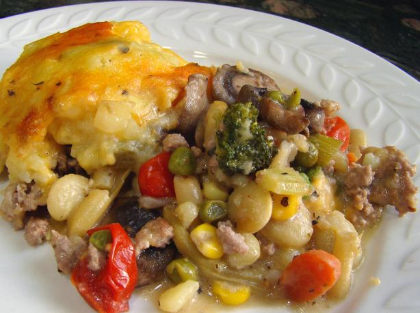 Kickin&#39; Cottage Pie. Photo by Derf