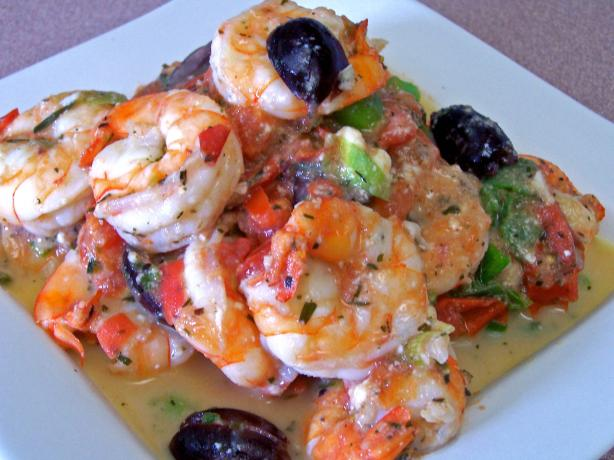 Greek Shrimp. Photo by Rita~