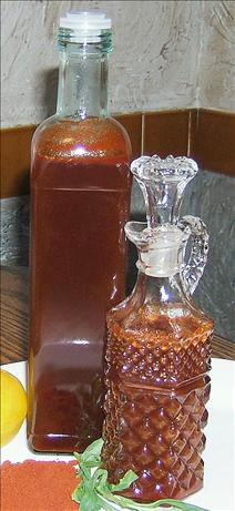 Smoked Paprika Syrup. Photo by Kathy228