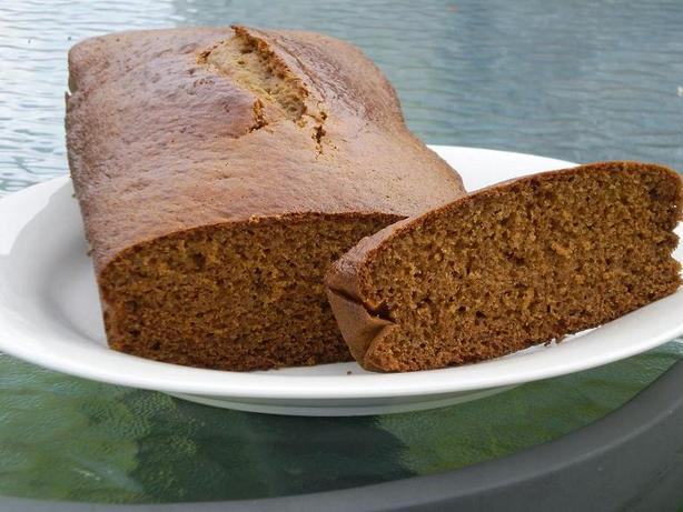 Old Fashioned Gingerbread Loaf. Photo by ~ Amber ~