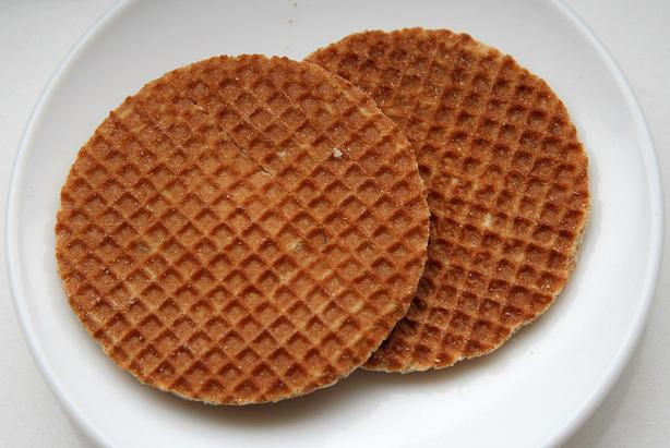Stroopwafels. Photo by stroopwafels