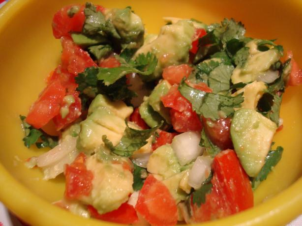Guasacaca  (Wah-Sah-Kaka) Salsa De Venezuela. Photo by Starrynews