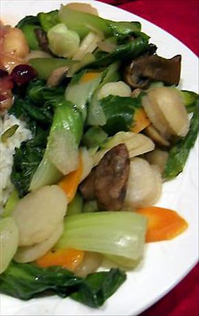 Lite Veggie Stir Fry. Photo by Derf