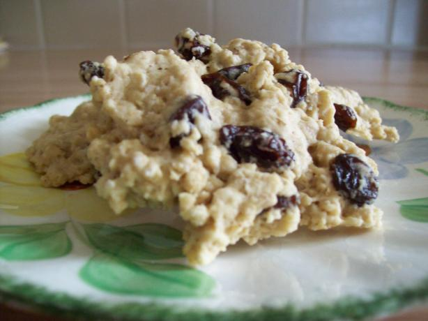 Diabetic Oatmeal-Raisin Cookies. Photo by Ed&Theresa