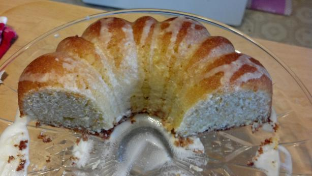 Barefoot Contessa&#39;s Orange Pound Cake. Photo by theosuperstar