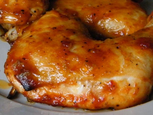 Caramelized Baked Chicken Legs/Wings. Photo by yuki9622002