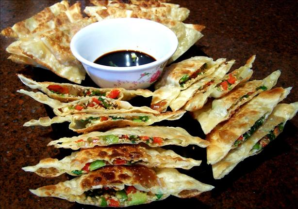 Green Onion Pancakes. Photo by Rita~