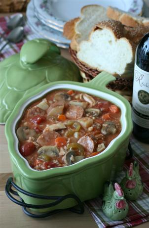 Hearty Chicken Gumbo. Photo by Wildflour