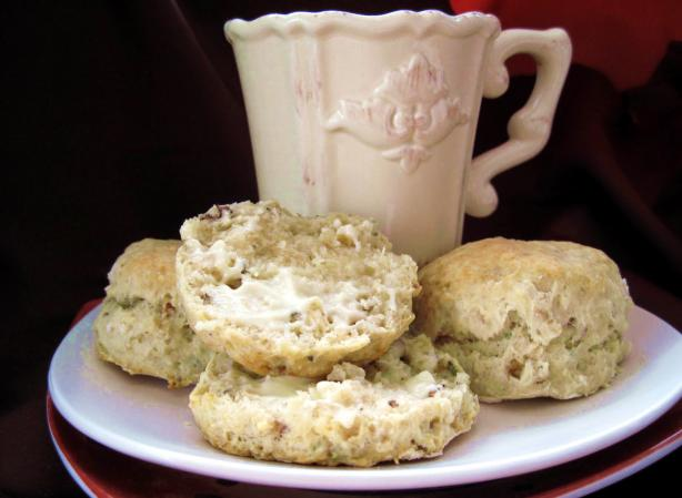 Lavender Scones. Photo by Annacia