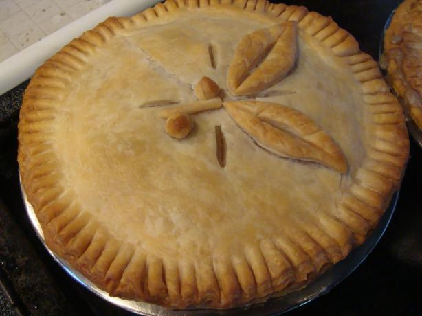 "Easiest ""homemade"" Chicken (Or Turkey) Pot Pie Ever!. Photo by Tish"