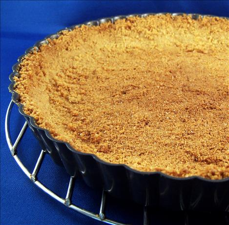 Graham Cracker Tart Crust. Photo by PaulaG