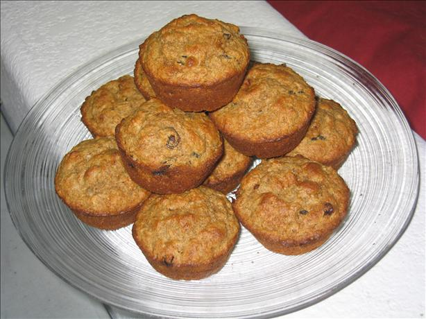 Raisin Bran Muffins. Photo by MelMay