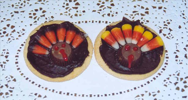 Thanksgiving Turkeys (Cookies). Photo by Mom2Rose
