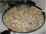 Mom's Turkey/Chicken Hash