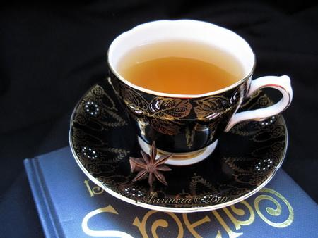 Shy Mi Yansoon - Anise Tea Recipe. Photo by Annacia