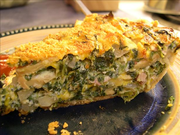 Best Easy Spinach Pie Recipes | Easy Spinach Pie Recipe Ideas | The ...