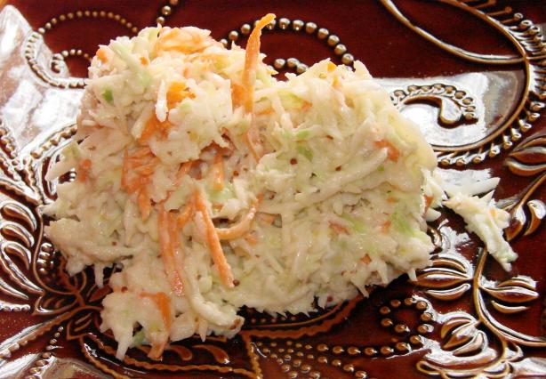 Memphis Style Coleslaw. Photo by Boomette