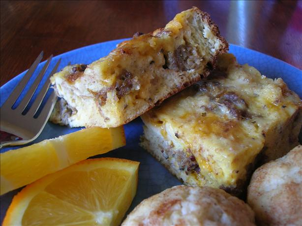 Country Breakfast Casserole. Photo by Pam-I-Am