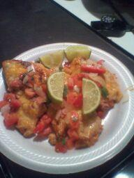 Fiesta Lime Chicken. Photo by kperry08