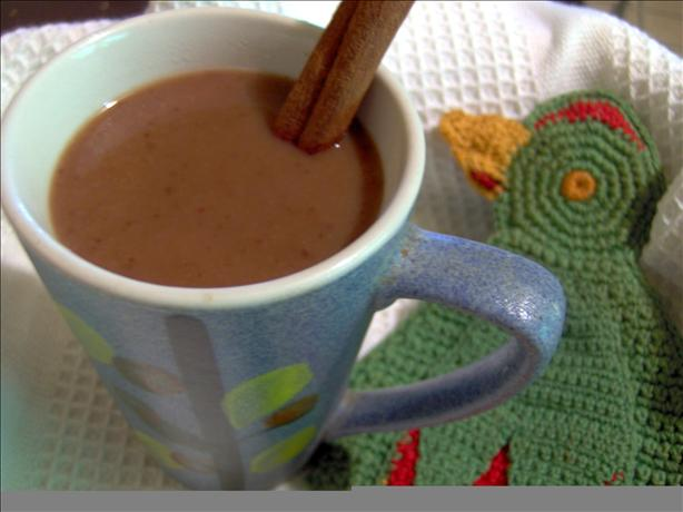 Champurrado (Mexican Hot Chocolate). Photo by Sharon123