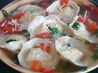 Homemade Tortellini in Broth. Recipe by Atomic-Annie