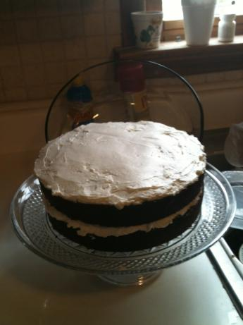 Whoopie Pie Cake. Photo by Goodeatin
