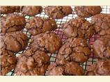 Carol's Brownie Drops (Chocolate Cookies)